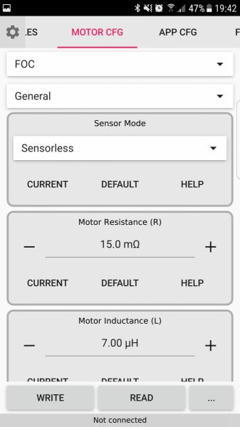 VESC Tool BLE + Mobile version plans | VESC Project